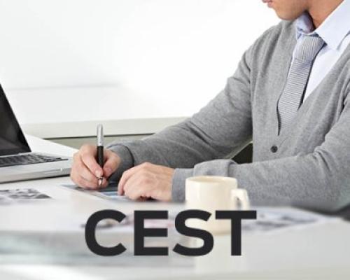 Cest será exigido do comércio em abril de 2018