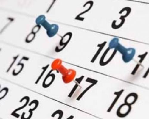 Confira o calendário de obrigações acessórias de Agosto: