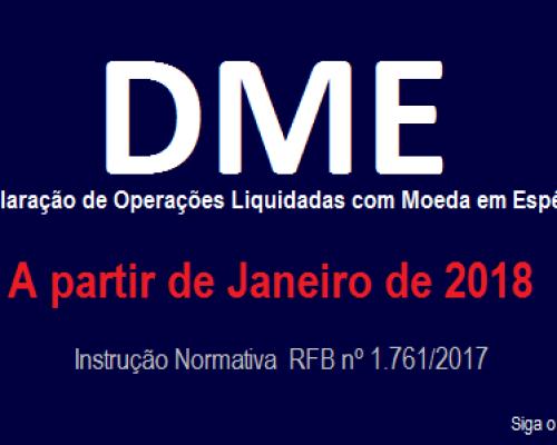 DME: Nova obrigação acessória e seu impacto no dia a dia da contabilidade