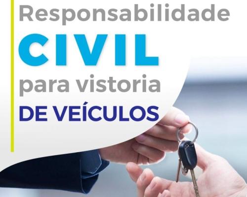 Seguro Responsabilidade Civil ECV – Vistoria Veicular